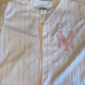 Yankees Derek Jeter XL women's jersey